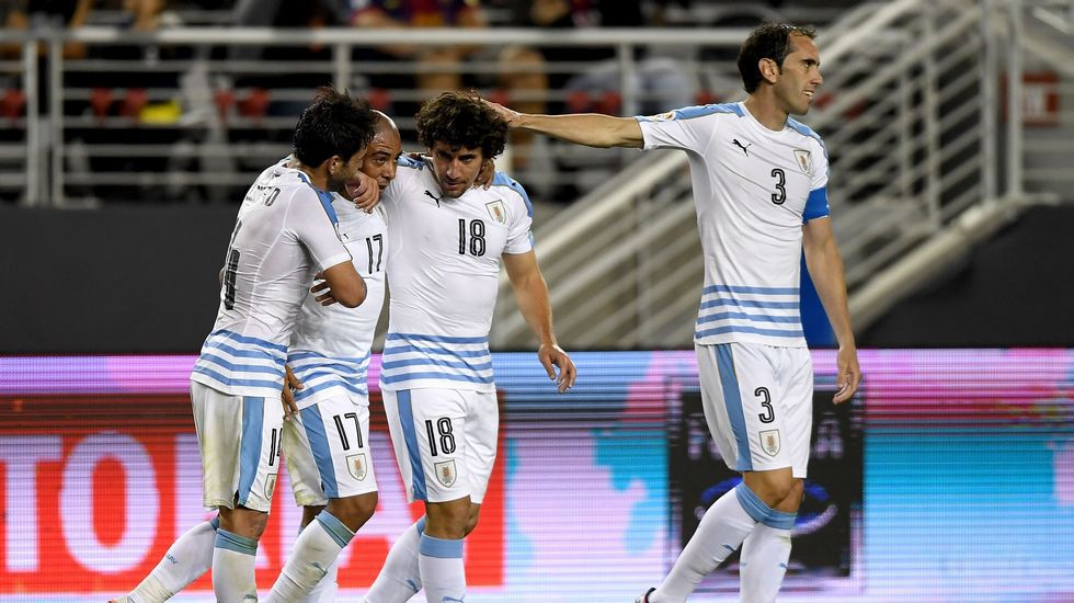 Uruguay 3-0 Jamaica