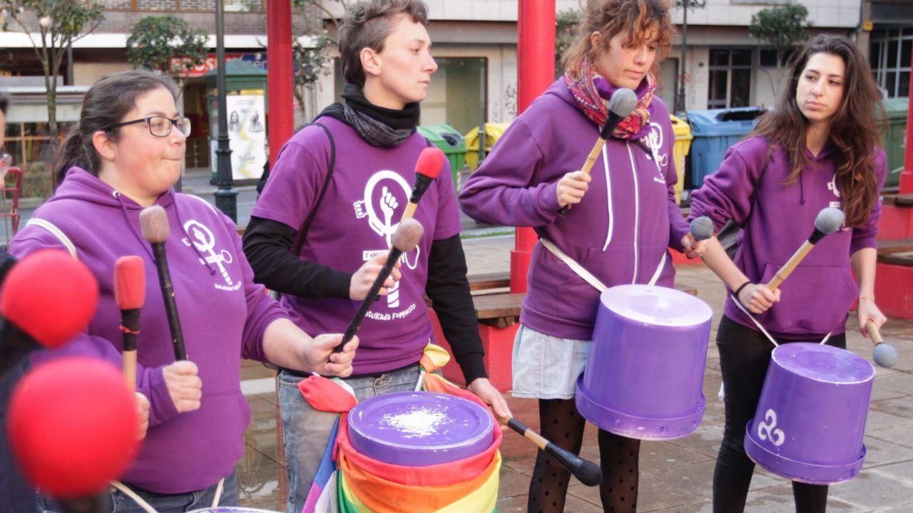 El Concello de Poio y la Diputación de Pontevedra conmemoran el 8M