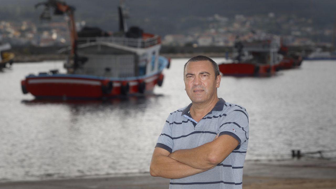 Imagen del juicio por la propiedad del pazo de Meirás, que comenzó este lunes en A Coruña