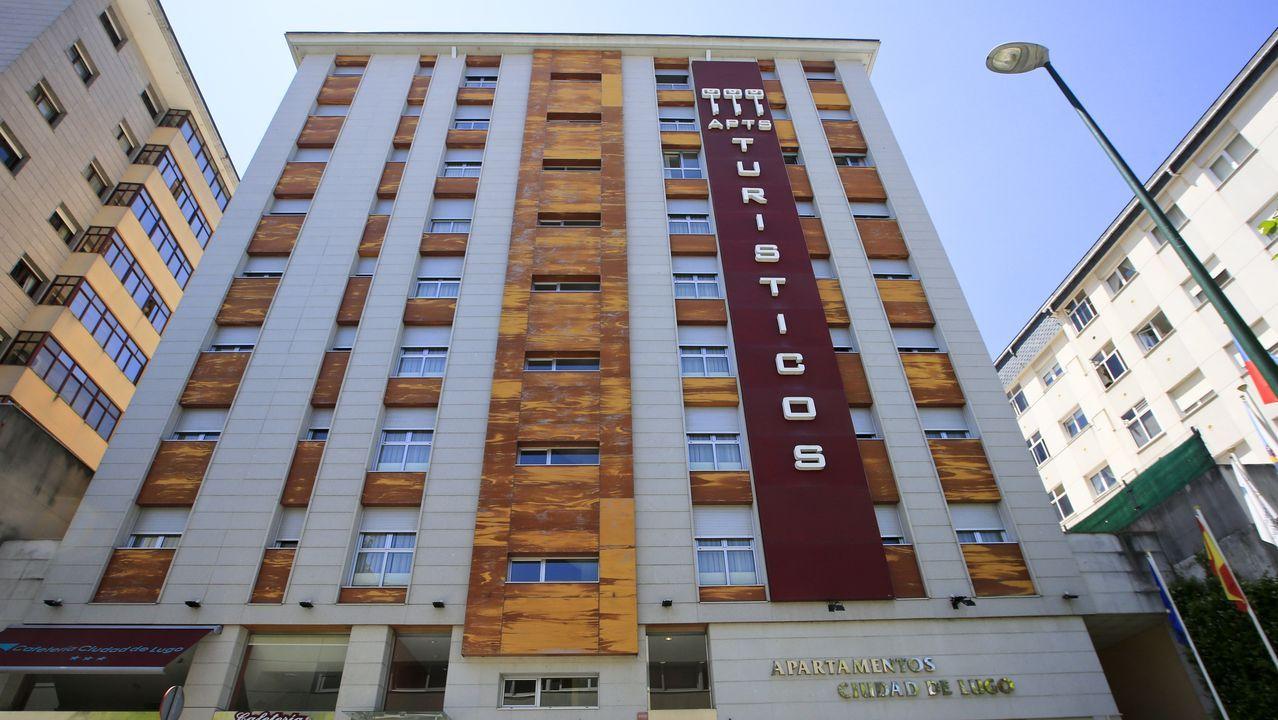 Apartamentos turísticos Cidade de Lugo