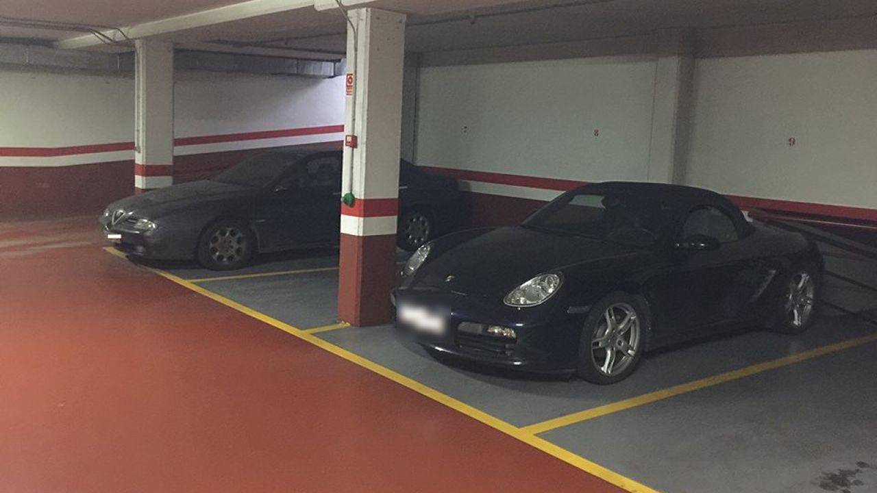 Cuando el okupa es un Porsche Boxster