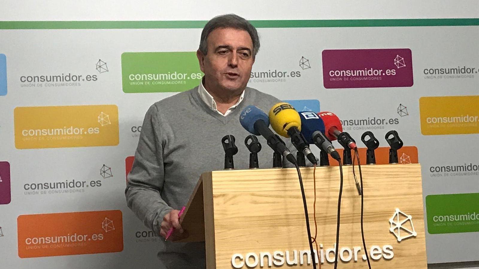 Dacio Alonso, presidente de la UCE