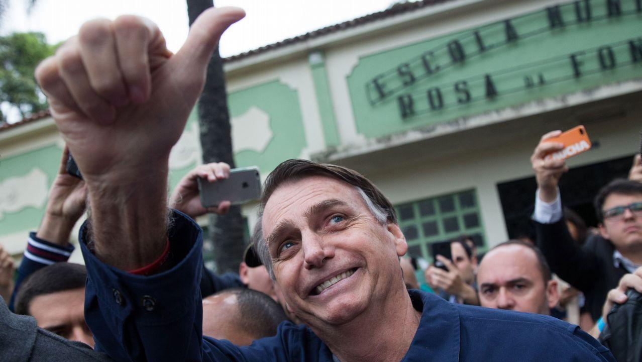 Sao Paulo registra protestas diarias contra Bolsonaro