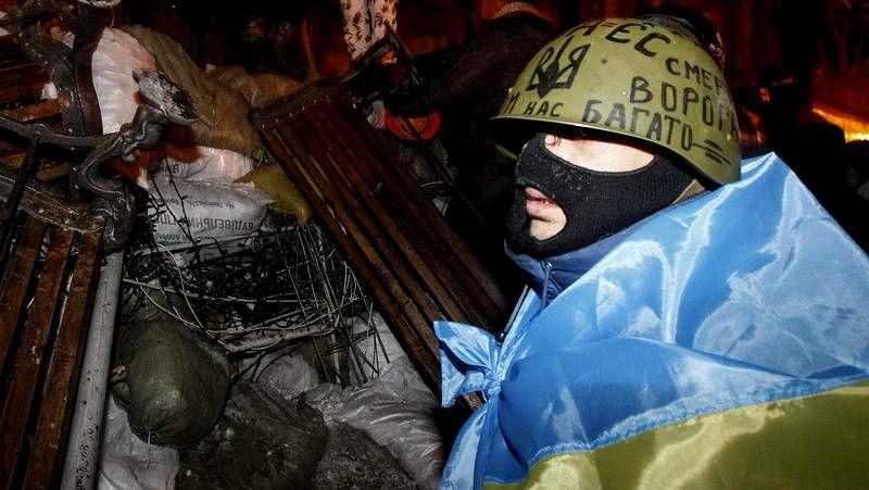 Asalto de la Casa Ucrania