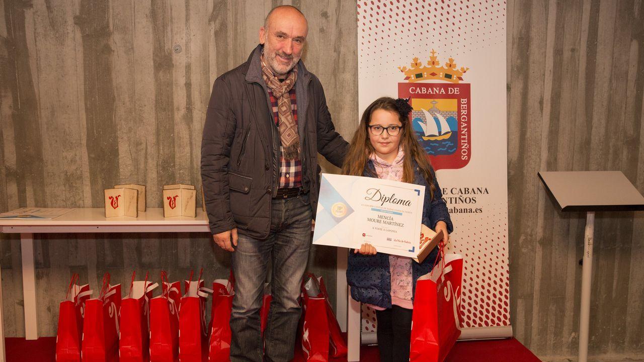 Décimo premio: Mencía Moure Martínez
