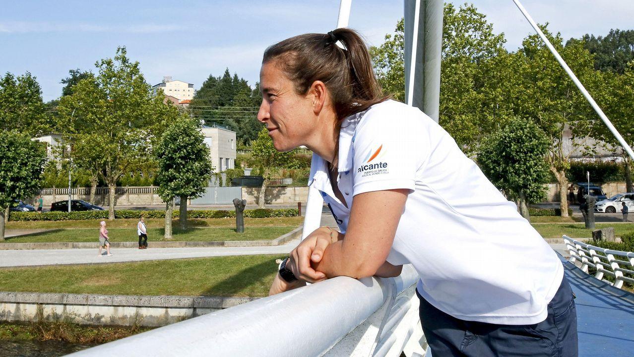 Támara Echegoyen. Oro en Londres, se quedó a las puertas en Río. Regresa a la carrera olímpica tras unos años en la vela oceánica.