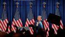 Donald Trump intervino este lunes en la jornada de apertura de la convención republicana