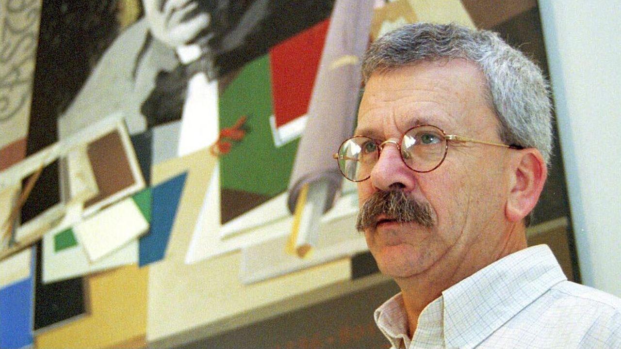 Benedicto García Villar, nunha imaxe de archivo tomada no ano 2001.