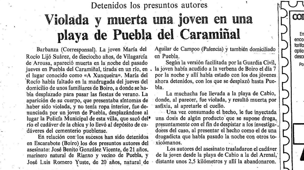 Así se vivió el día del Carmen en Barbanza, a pesar delcoronavirus.El último robo tuvo lugar el pasado abril, cuando desapareció la figura de una virgen con el niño en brazos de este cruceiro de capela del siglo XVII