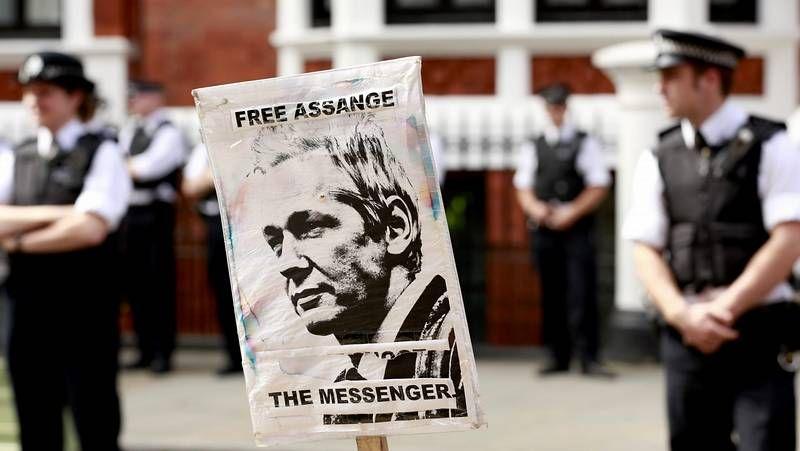 Julian Assange: «Le pido a Obama que haga lo correcto»