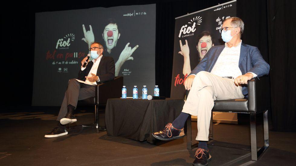 Sesión de Cinemabeiro en la Domus