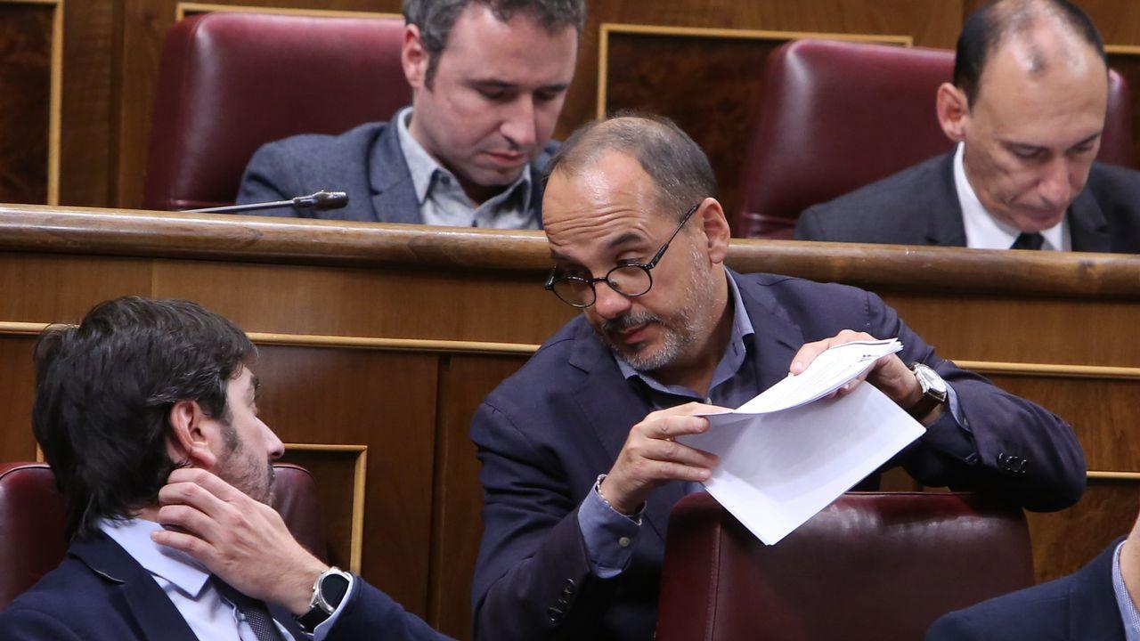 ¿Habrá purga en los Mossos?.El portavoz del PDeCAT en el Congreso, Carles Campuzano
