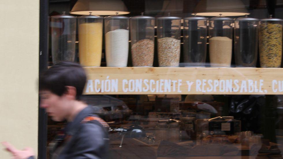 Los productos naturales y ecológicos a granel son cada vez más demandados
