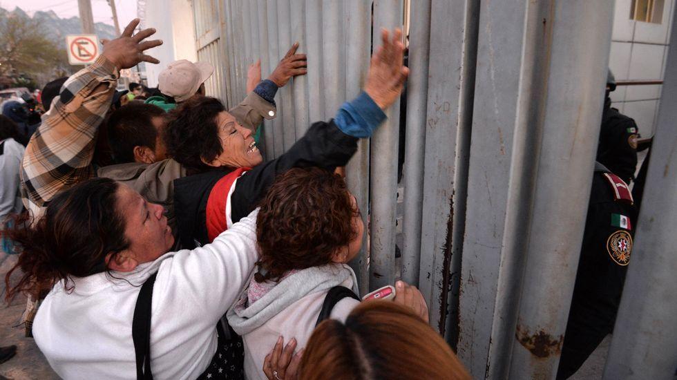 El papa Francisco llega a Ciudad Juárez.Centro Penitenciario de Asturias