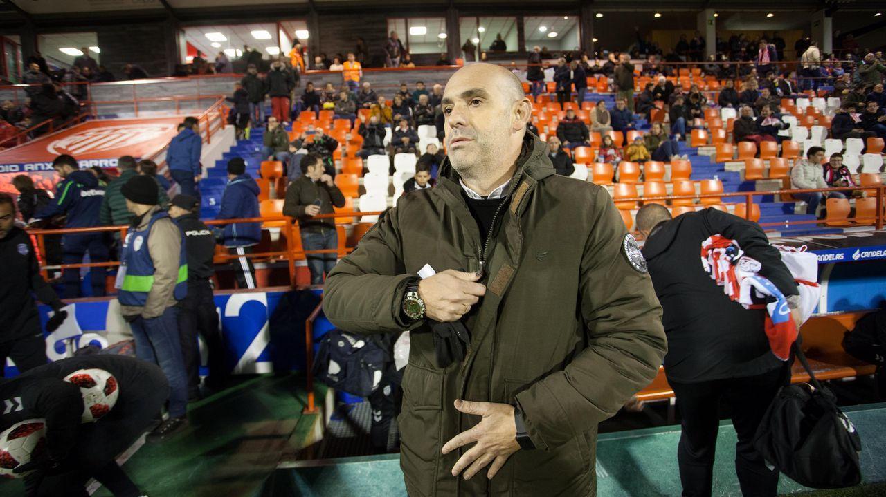 Toche Real Oviedo Extremadura Carlos Tartiere.Todos señalan al Albacete como el equipo revelación de la categoría