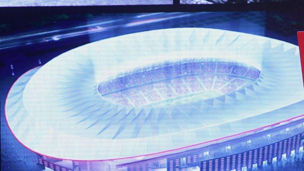 Así serán los estadios del futuro