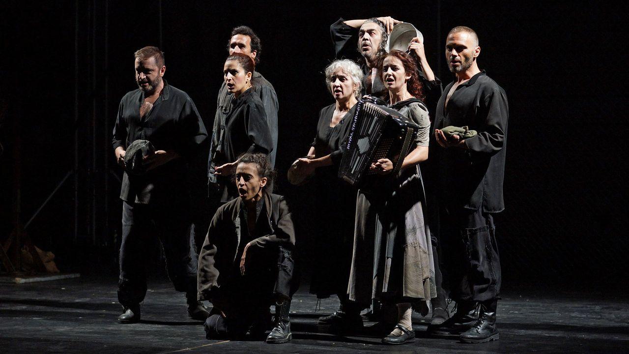 Atalata Teatro pondrá en escena el 6 de marzo la obra «As bruxas de Macbeth»