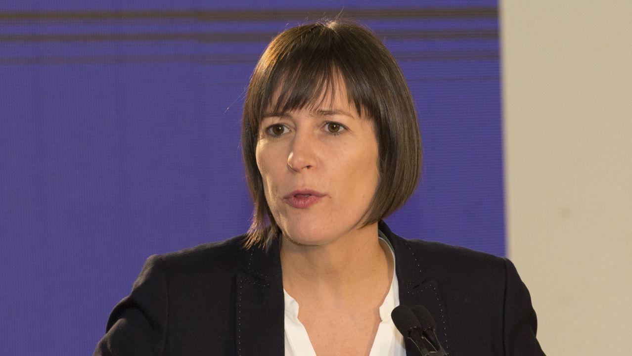 Ana Pontón, portavoz nacional del Bloque