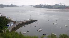 Ría del Eo desde Castropol