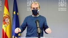 EN DIRECTO: Fernando Simón ofrece los últimos datos de la pandemia en España
