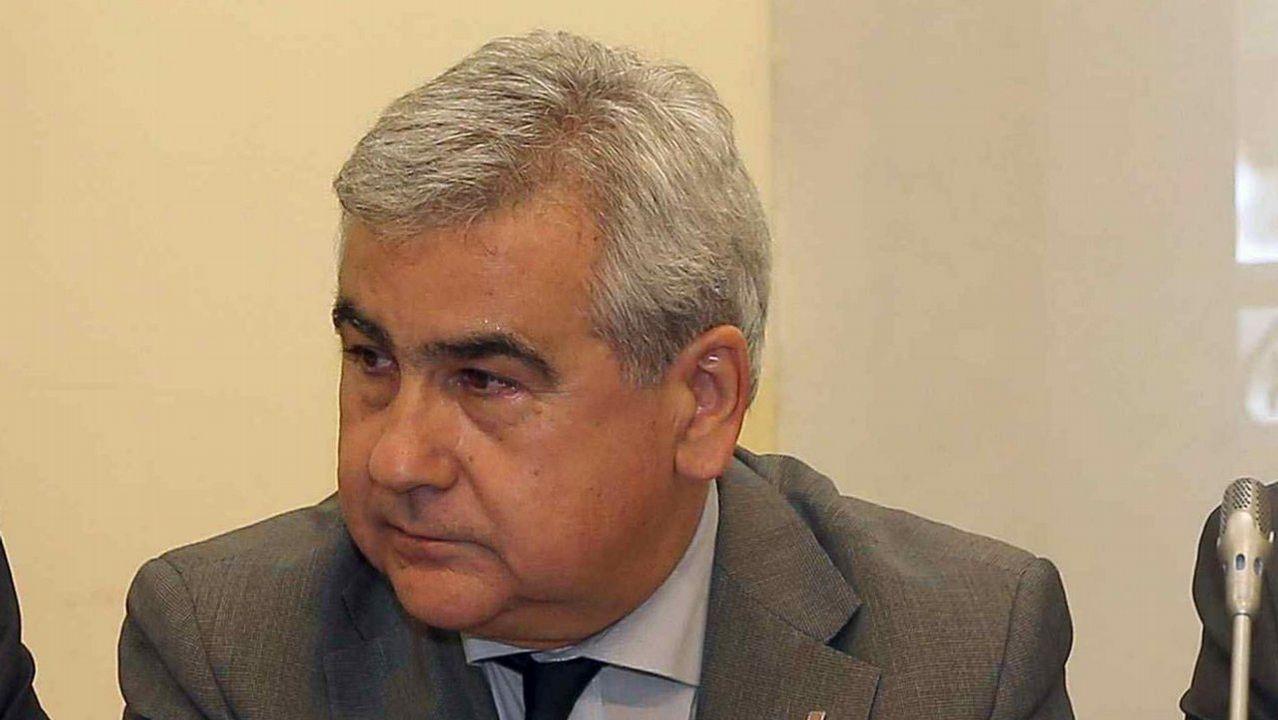21. CESAR PUIG. Exsecretario general de Interior de la Generalitat: 11 años de prisión y otros tantos de inhabilitación absoluta por rebelión
