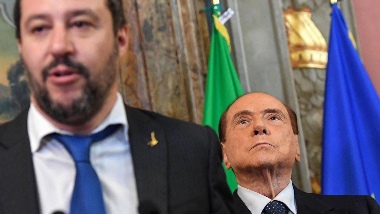 El populista Luigi Di Maio, del Movimiento 5 Estrellas