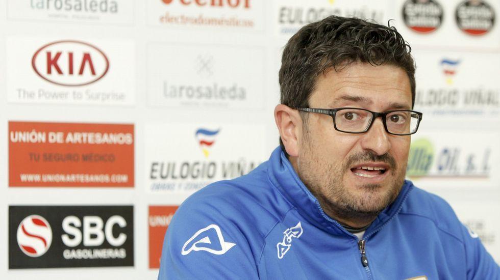 Humildad, ilusión y trabajo son tres de las claves de Javi Moreno para estar entre los mejores equipos.