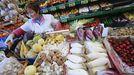 Los alimentos han influido en la subida de los precios de enero (archivo)