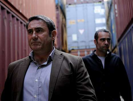 Sergi López y Luis Tosar protagonizan «El Niño», el nuevo filme de Daniel Monzón, autor del taquillazo «Celda 211» (2009).