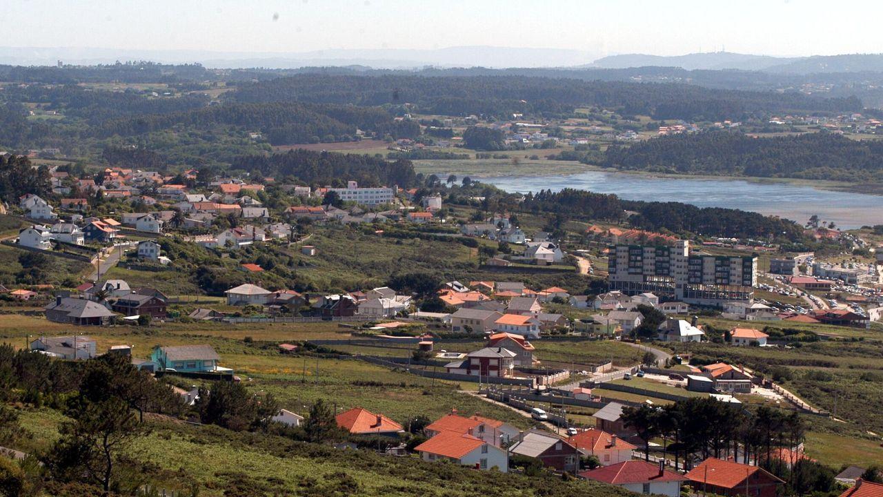 Lugares que visitar de Lugo mientras dure el cierre perimetral.Punto de entrega de tubos con muestras de saliva
