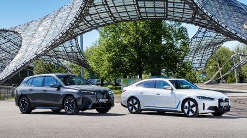 Los dos nuevos modelos eléctricos de BMW