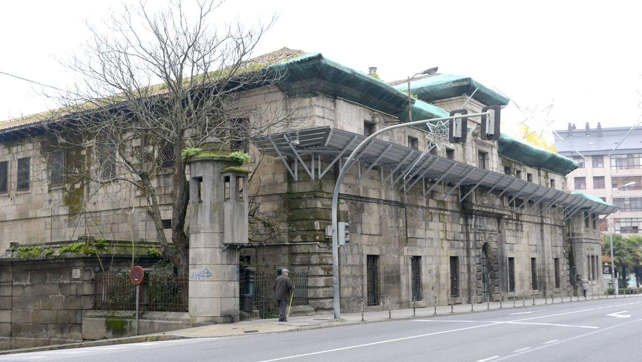 Vieja cárcel de la calle Progreso