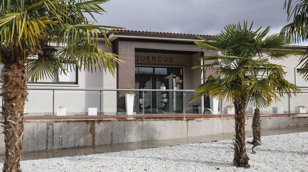 El brote en la residencia Quercus de Leiro afecta a 68 usuarios y 15 trabajadores