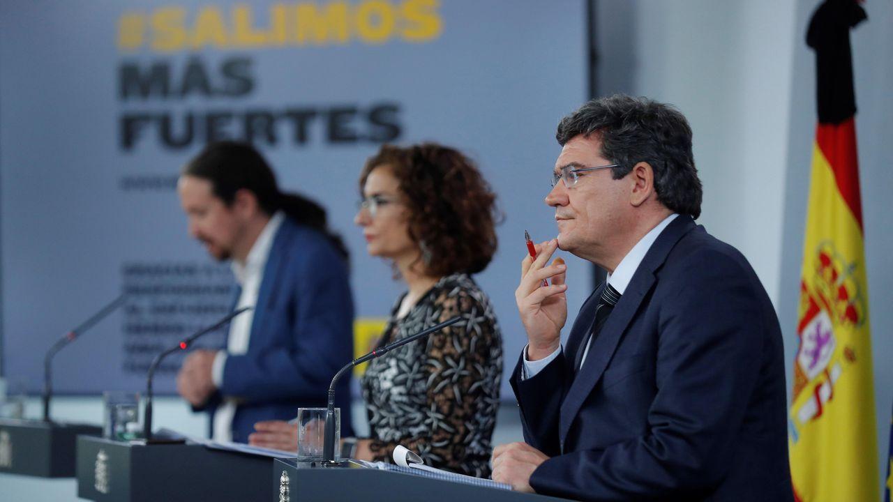 Sánchez comparece tras plantear a los presidentes autonómicos una nueva prórroga.Pista de la Sala Pelícano, en A Coruña, en una noche de fiesta