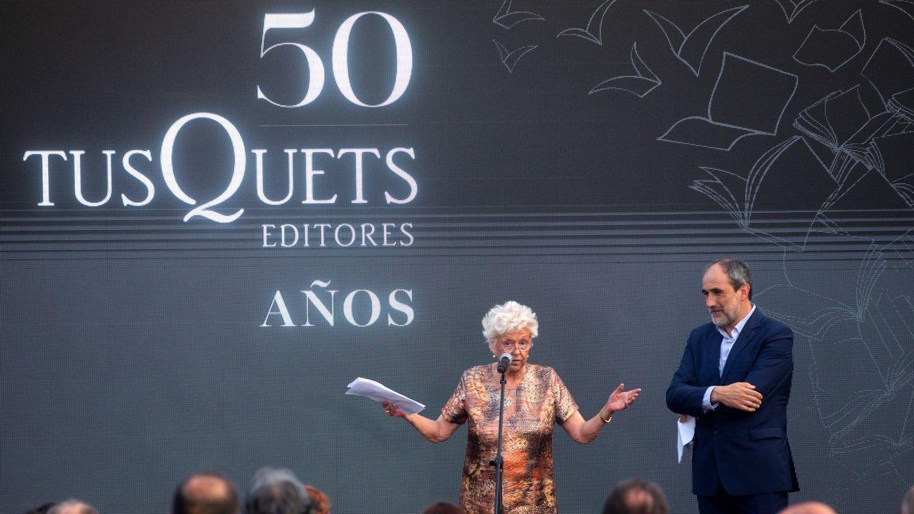 Vimianzo colleu folgos para o Asaltocoa Cea Medieval.Celebración del 50 aniversario de Tusquets
