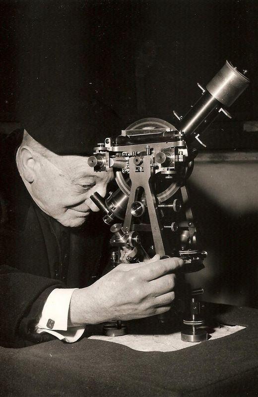 Ramón María García Aller está considerado el padre de la astronomía en Galicia.