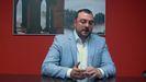Entrevista a Adrián Barbón, candidato del PSOE