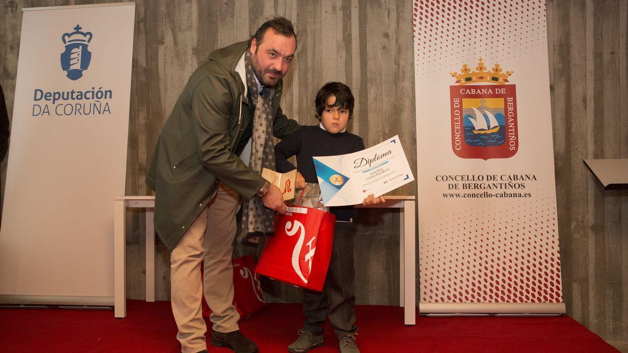 Terceiro premio: Gaizka Lago Elorza