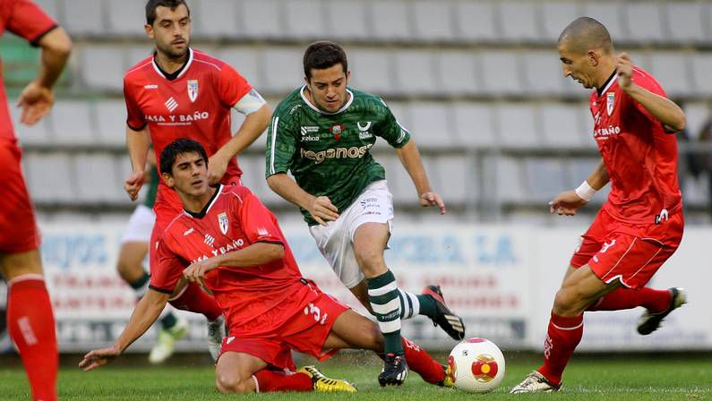 El Racing-Compos es uno de los clásicos del fútbol gallego