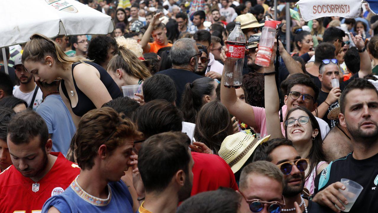 Vídeo de la monumental sesión vermú del domingo de Naseiro