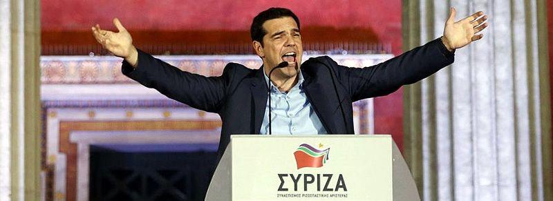 Syriza se hace con el poder en Grecia