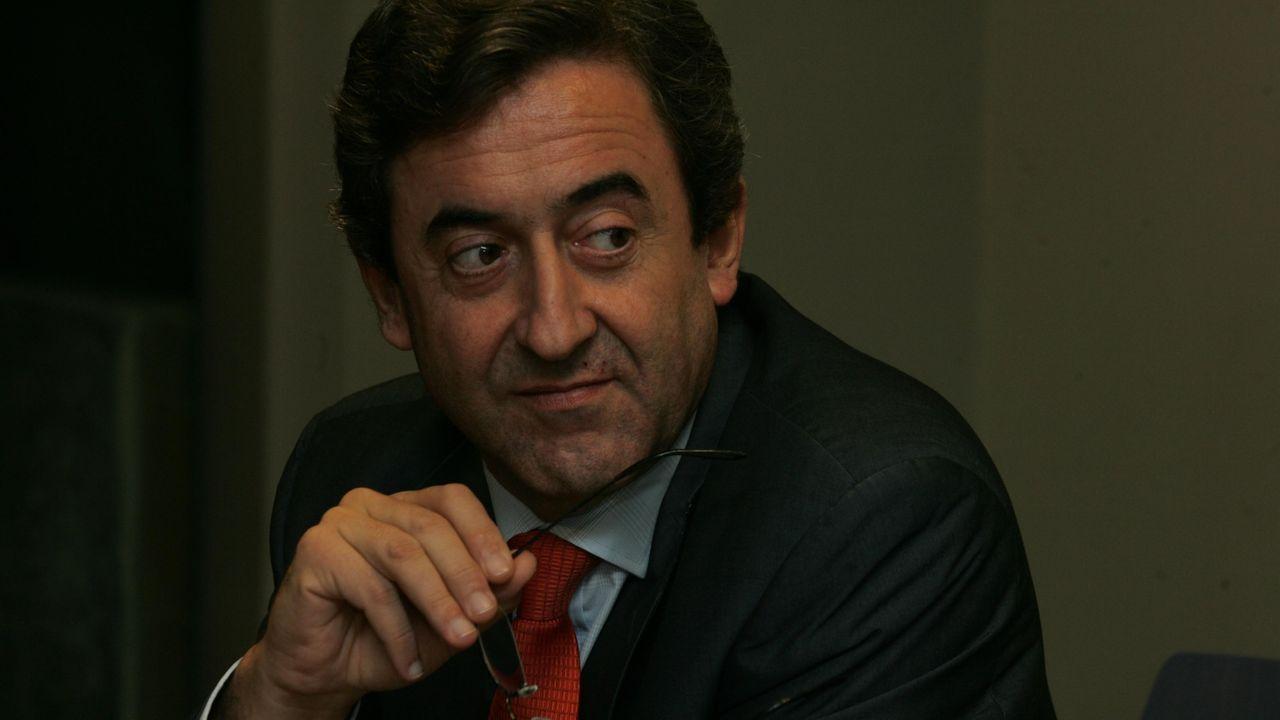 Javier Zaragoza, en una imagen de archivo.