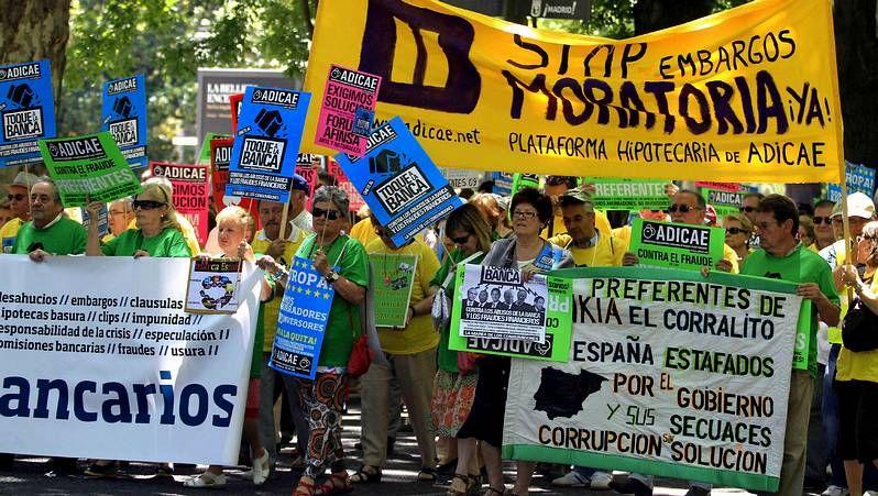 Jornada reivindicativa en Santiago
