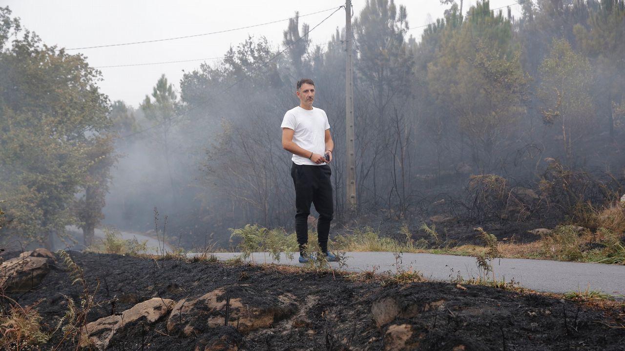 Incendio de Parada en Tenorio