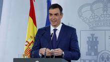 En directo: Comparecencia de Pedro Sánchez tras el Consejo de Ministros