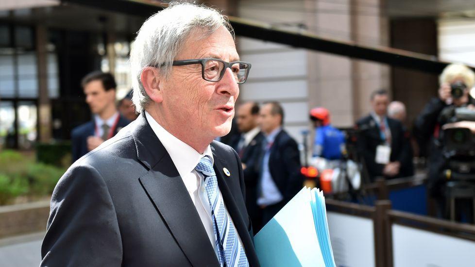 El extraño comportamiento de Juncker en la cumbre de Riga.Las latas no tendrán que especificar la procedencia de la vianda que contienen.