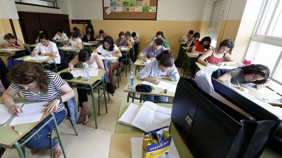 Oposiciones para maestro en Lugo