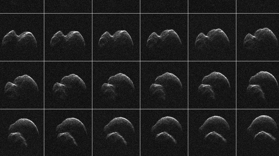 La misión de la nave Cassini, en imágenes