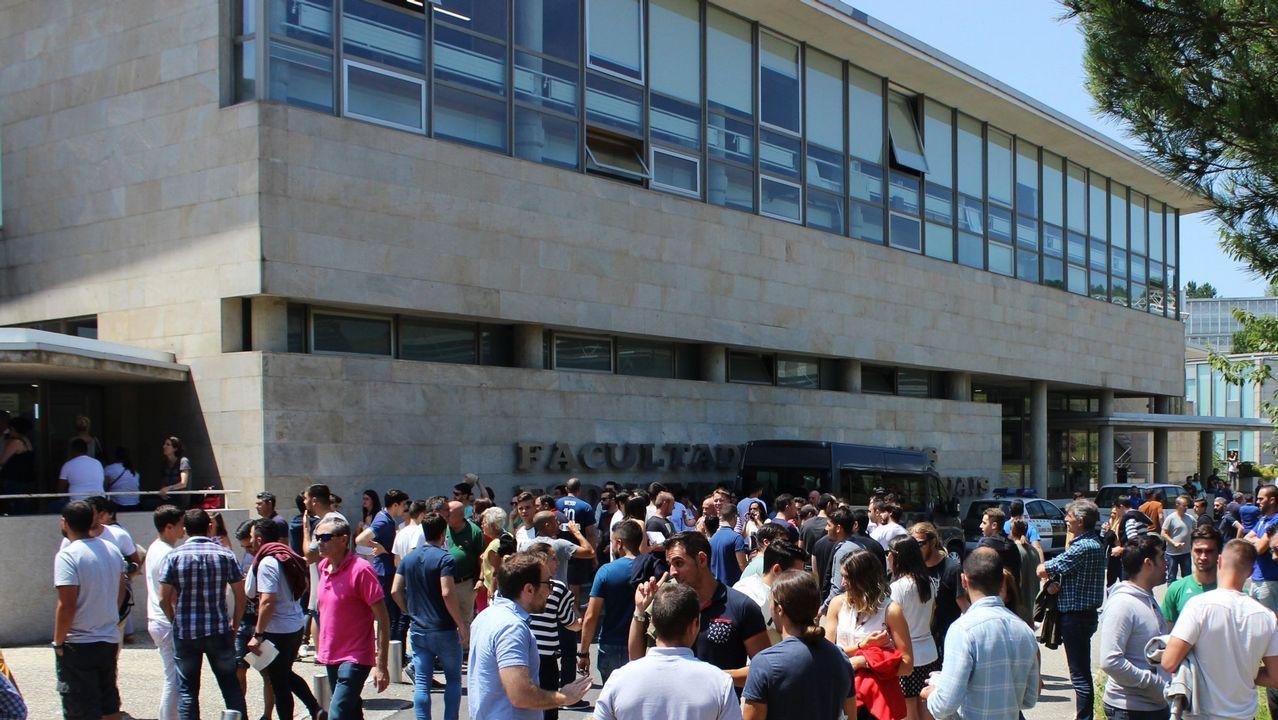 Venezuela se echa a la calle para reclamar elecciones libres.Facultad de Económicas de la Universidad de Vigo