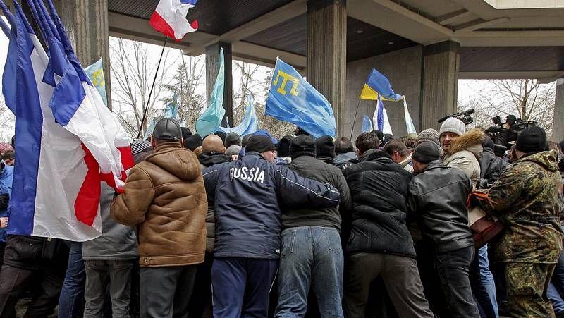 Concentración en Kiev